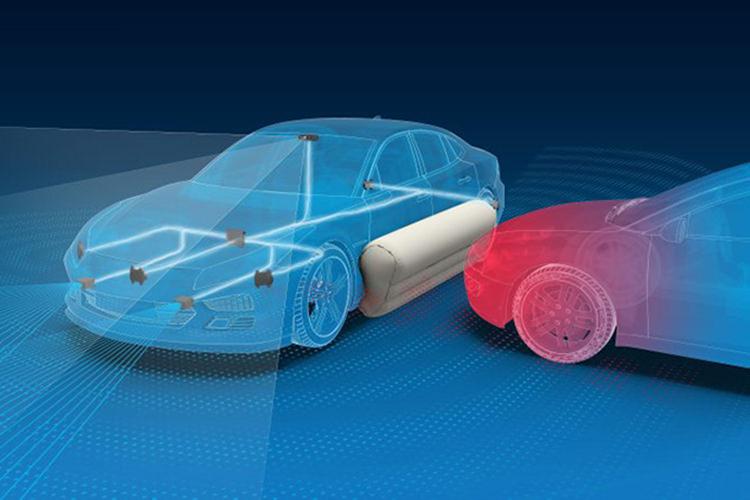 کیسه هوای خارجی خودرو آسیب تصاد٠را تا ۴۰ درصد کاهش میدهد