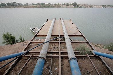 پشت پرده انتقال آب ایران به کویت