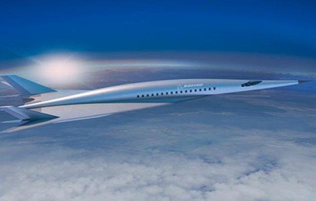 ساخت هواپیمایی با ۵ برابر سرعت صوت به کمک هیدروژن مایع