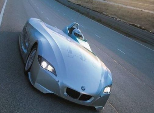 همه چیز درباره BMW H2R +تصاویر
