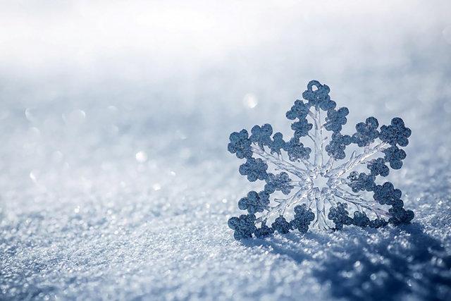 تعبیر خواب دیدن برف