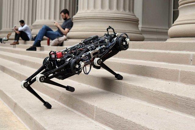 چیتا ۳؛ رباتی که بدون چشم می تواند هر کاری انجام دهد +عکس