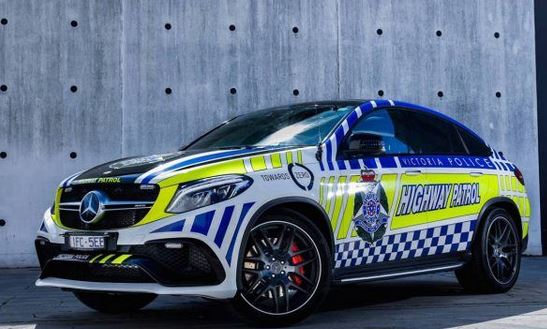 معرفی قوی ترین و ضعیف ترین خودروهای پلیس دنیا +تصاویر