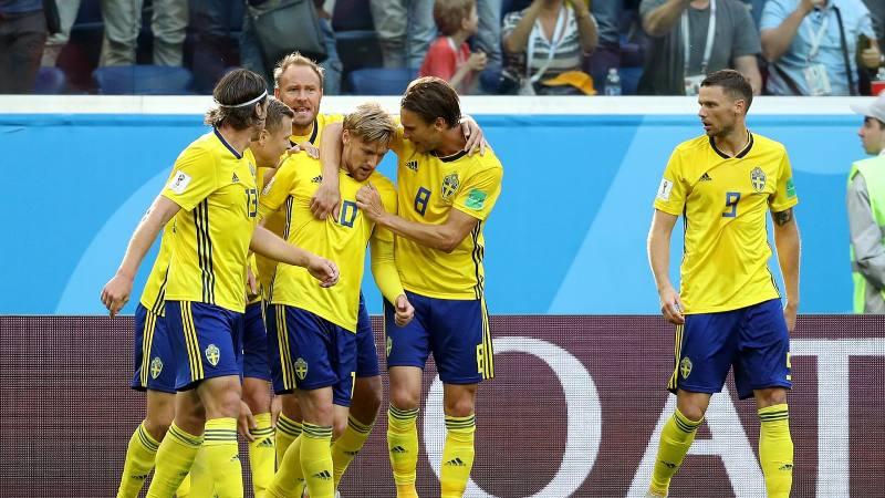 سوئد برنده نبرد با سوییس