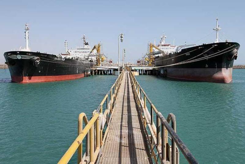 صادرات بیش از ۲٫۶میلیون بشکه نفت خام و میعانات گازی