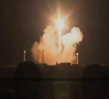 شکسته شدن رکورد سرعت رسیدن به ایستگاه فضایی