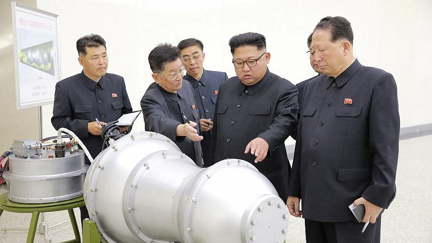 عدم توقف برنامههای اتمی و موشکی کره شمالی
