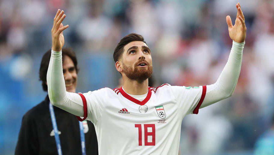 علیرضا جهانبخش در تیم ملی فوتبال