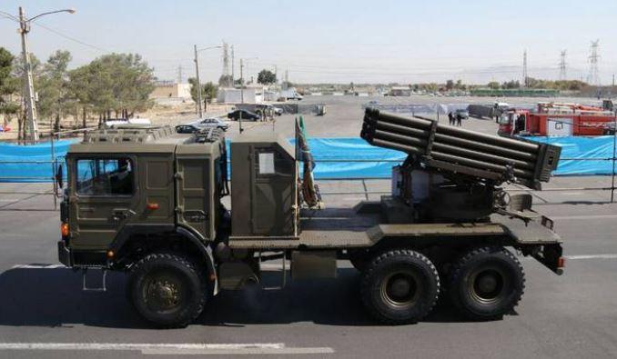 اسامی تجهیزات نیروی زمینی ارتش در مراسم رژه امروز