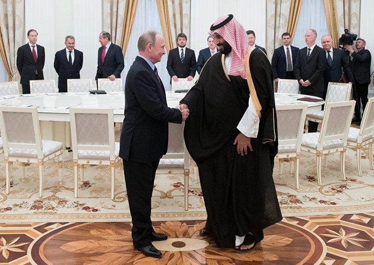 """استقبال """"روسیه و عربستان"""" از تحریم نفتی ایران"""
