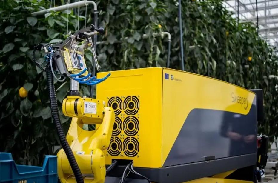 ساخت پیشرفته ترین ربات کشاورز دنیا