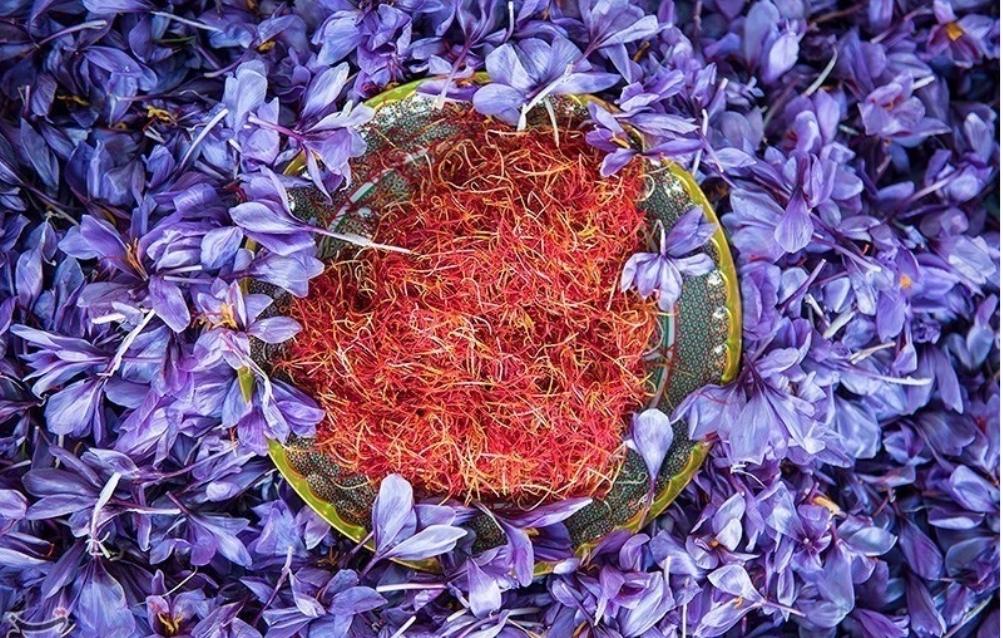 رشد۳۳ درصدی صادرات زعفران در ۵ ماهه ابتدایی ۹۷