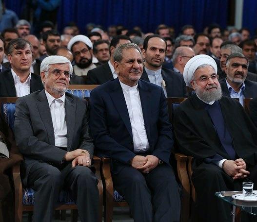 عملکرد دولت روحانی به پای اصلاح طلبان نوشته نمی شود