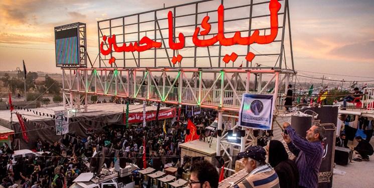 ورود ۱.۹ میلیون زائر ایرانی اربعین به عراق