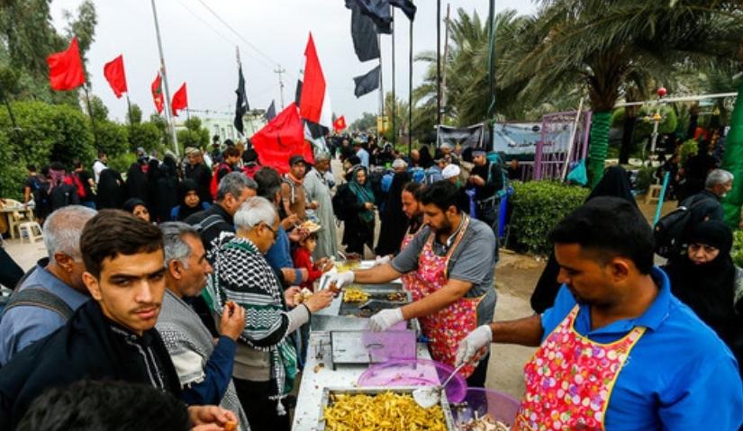پذیرایی از زائران اربعین در عراق رسما از ۲۸ مهرماه آغاز میشود/ جزییات اسکان و تغذیه در اربعین