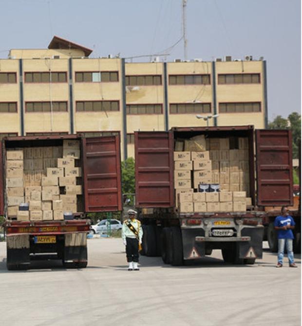 رأی قطعی برای بزرگترین پرونده قاچاق کشور صادر شد