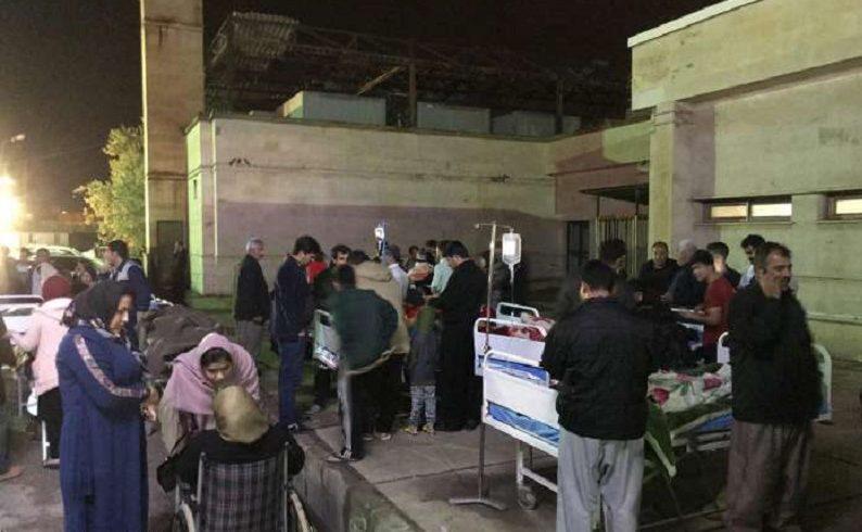 آخرین اخبار از زلزله کرمانشاه/خسارت به ۱۰ شهرستان و  هزار روستا/ هوای سرد در راه است