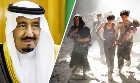 دفاع ترامپ از تصمیمش درباره سوریه با استناد به کمکهای عربستان