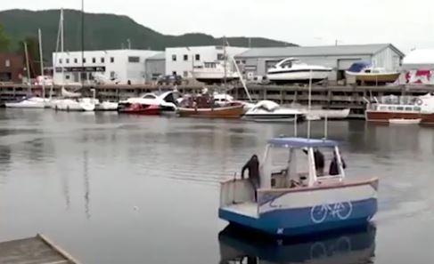 قایق الکتریکی خودران