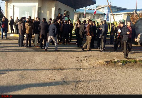 تجمع کارگران کشت و صنعت مغان/به خصوصیسازی معترضیم