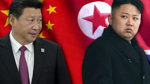 کاهش ۹. ۵۲ درصدی تجارت چین با کرهشمالی