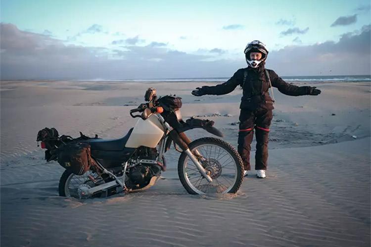 Women Motorcycle / زن زنان موتورسیکلت
