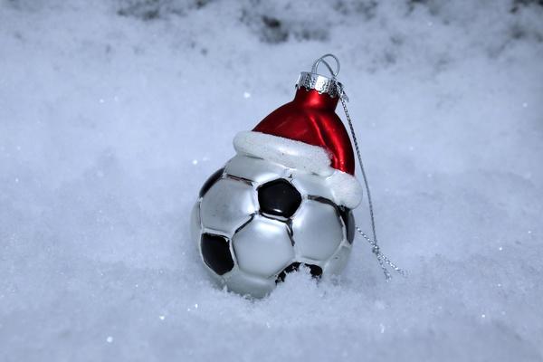 کریسمس جالب و جذاب فوتبالیها