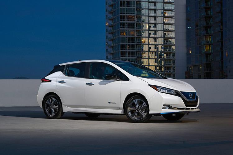 Nissan Leaf e+ / نیسان لیف ای پلاس