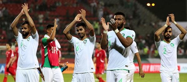 لبنان صفر - عربستان 2 / صعود سعودیها با برتری بر لبنان