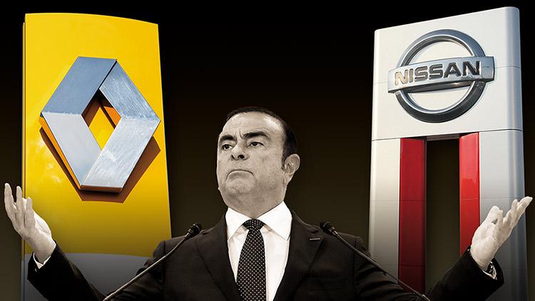 Nissan Renault Carlos Ghosn / رنو نیسان کارلوس گوسن