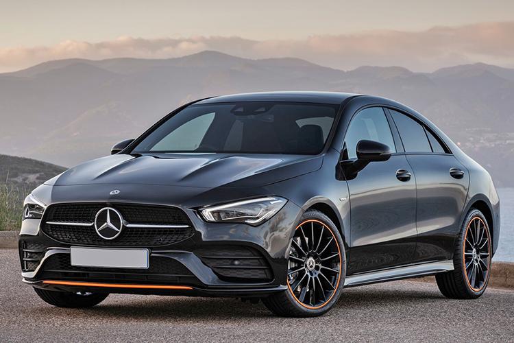 2020 Mercedes CLA-Class / مرسدس بنز کلاس CLA
