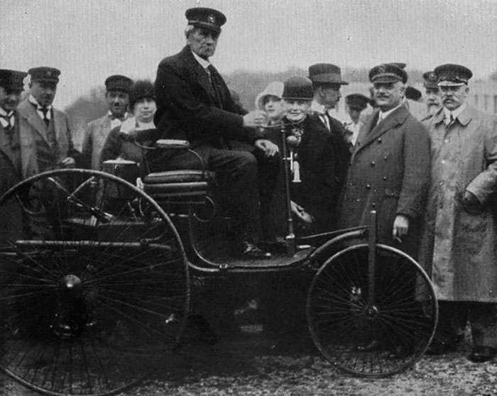 کارل بنز / Karl Benz