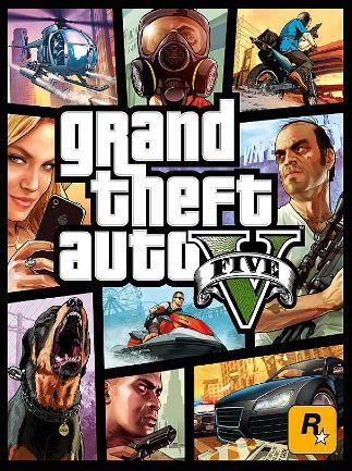 بازی Grand Theft Auto 5