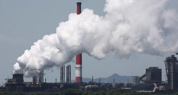 دی اکسید کربن زمین