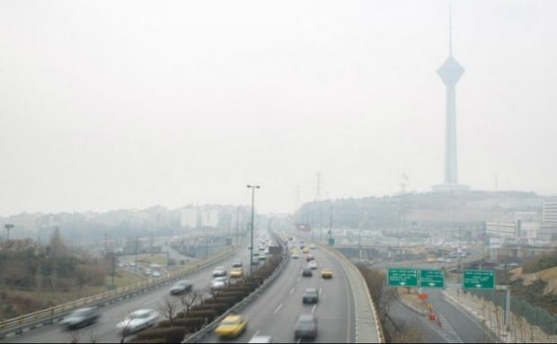 بوی بد تهران