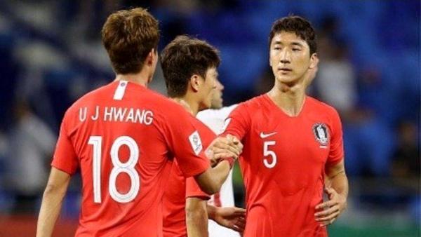 برتری خفیف کرهجنوبی برابر قرقیزستان