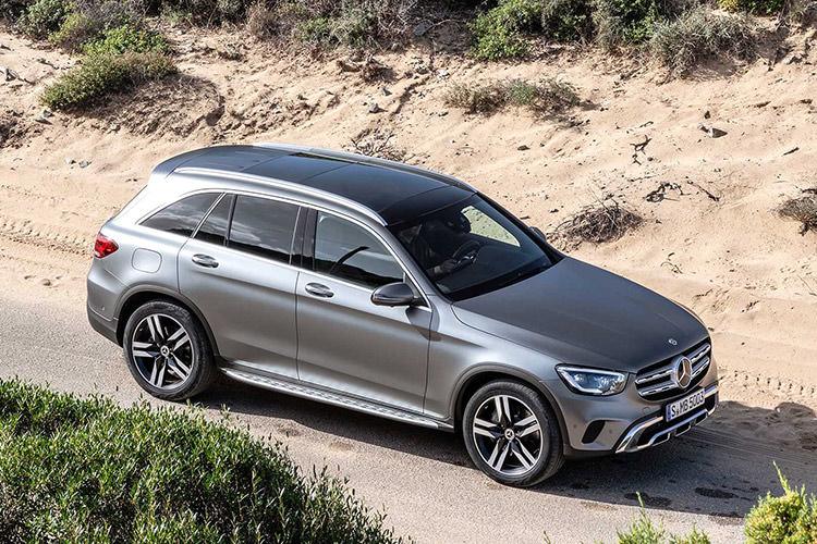 2020 Mercedes-Benz GLC-Class / مرسدس بنز