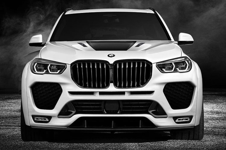 2020 BMW X5 Stormtrooper / شاسی بلند بی ام و ایکس 5