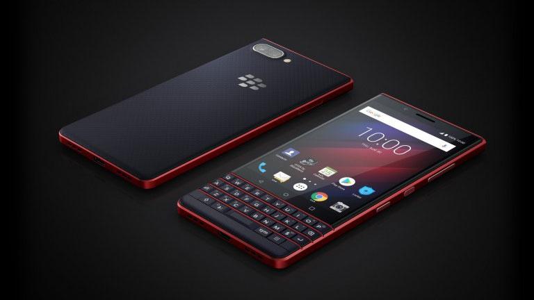 بلک بری کی 2 ال ای (BlackBerry KEY 2 LE)