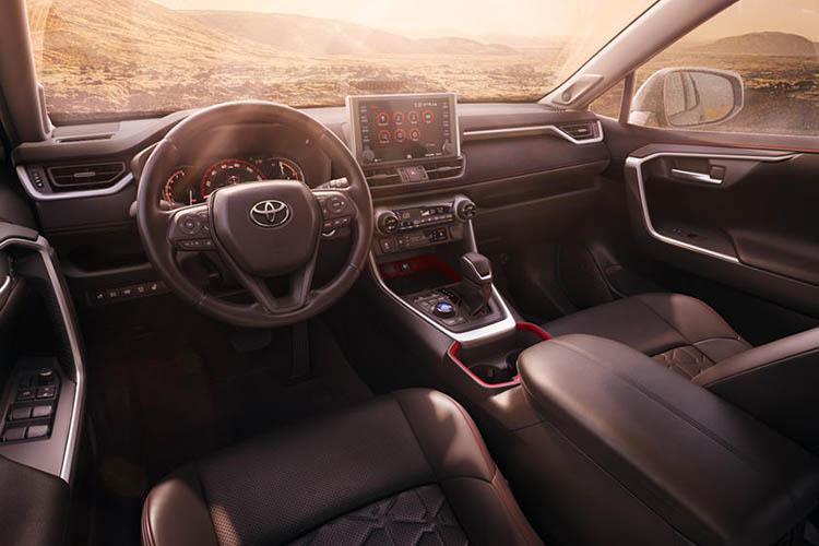 2020 Toyota RAV4 Off-Road / تویوتا راو4 آف رود