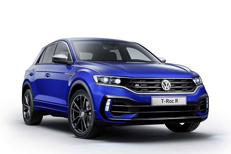 Volkswagen T-Roc R / فولکس واگن