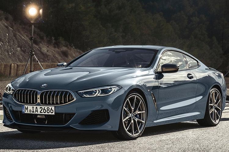 BMW 8 Series 2019 / بی ام و سری 8