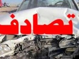 برخورد سواری پژو با کامیون در جاده کیاسر 5 کشته برجای گذاشت