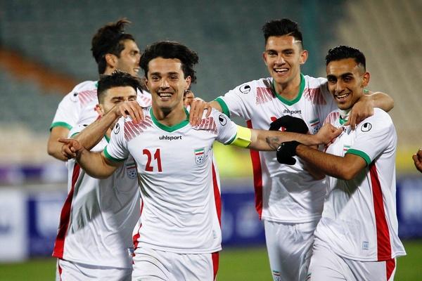 تساوی بدون گل تیم امید مقابل عراق