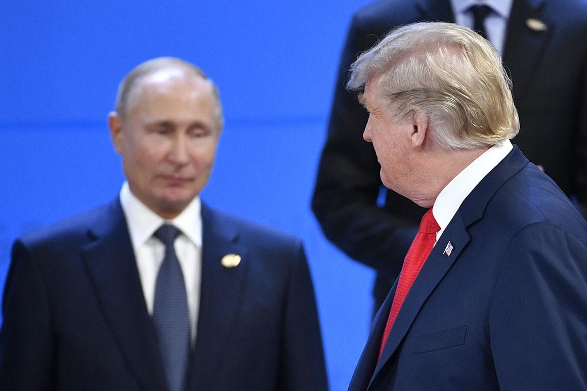 تبانی ترامپ با روسیه احراز نشد
