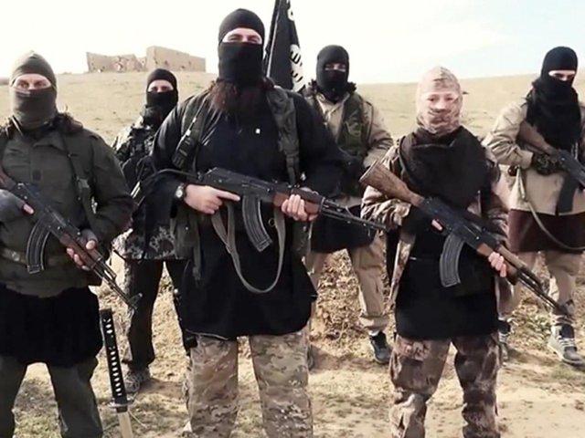 خلافت داعش در سوریه سقوط کرد