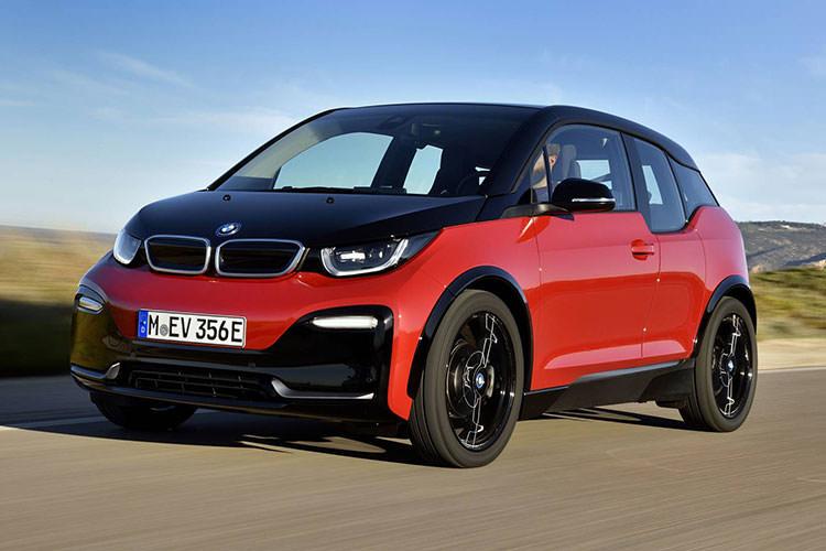 BMW i3 / خودروی الکتریکی بیامو i3