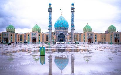 برپایی نمایشگاه فِرق و ادیان در ایام نوروز در مسجد مقدس جمکران