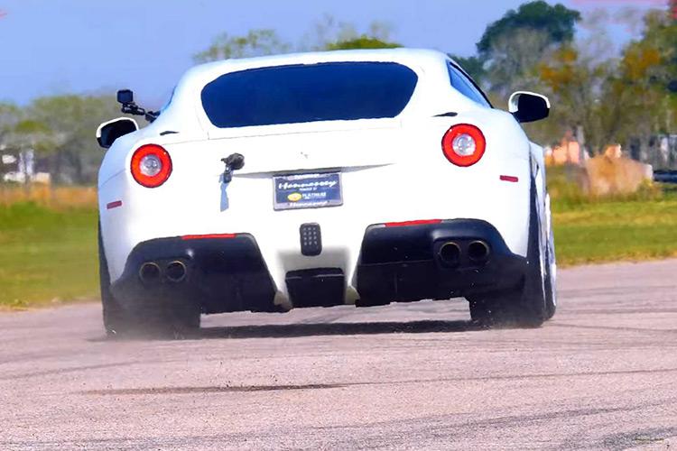 فراری F12 هنسی / Ferrari F12 HPE800 Hennessey