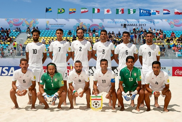 تیم فوتبال ساحلی، ناکامترین قهرمان سال 97